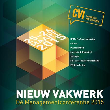 Dé Managementconferentie 2015 NIEUW VAKWERK