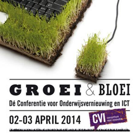 De conferentie voor onderwijs en ICT 2014 - Groei & Bloei