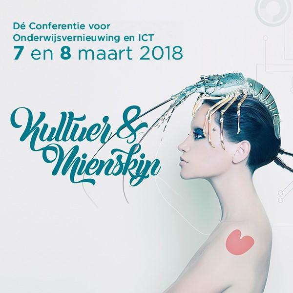Dé Conferentie voor Onderwijsvernieuwing & ICT 2018