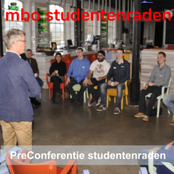 PreConferentie Studentenraden