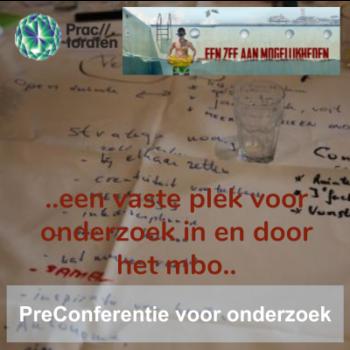 PreConferentie over onderzoek