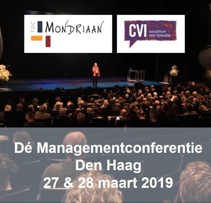 Dé Managementconferentie 2019
