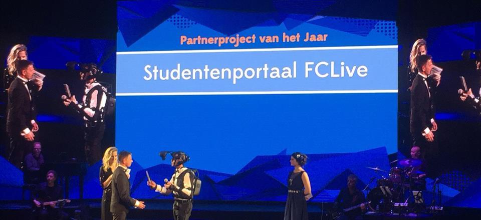 Computable award voor FCLive