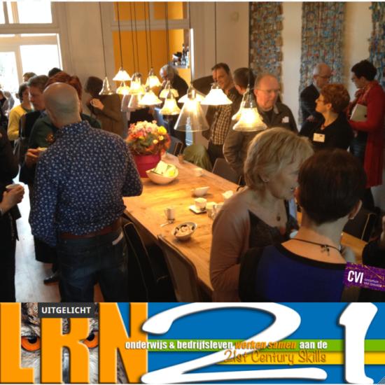 """LRN21 Themamiddag """"Wat verwacht het bedrijfsleven van 21e eeuwse vaardigheden"""""""