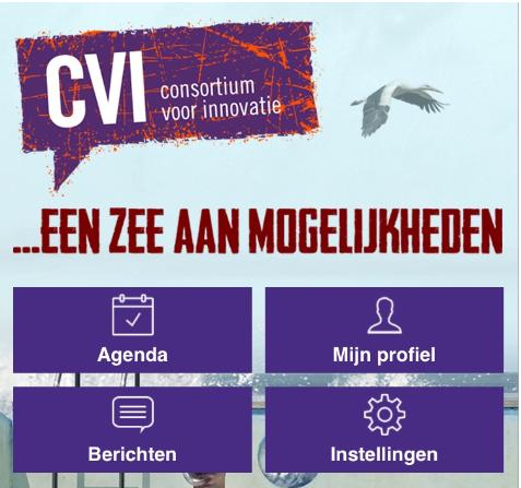CvI Events App voor het #cvimc programma