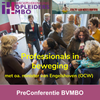 BVMBO 'Professionals in beweging'