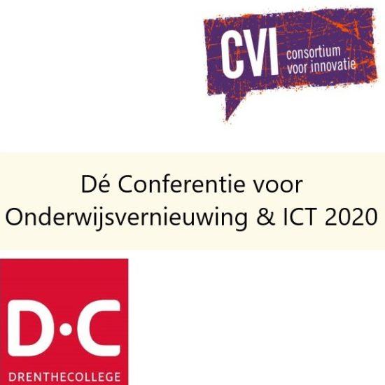 Dé CvI Conferentie voor Onderwijsvernieuwing & ICT 2020 in Emmen