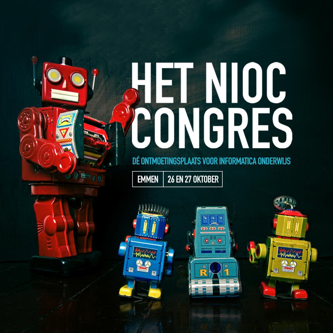 Het NIOC Congres - online in 2020