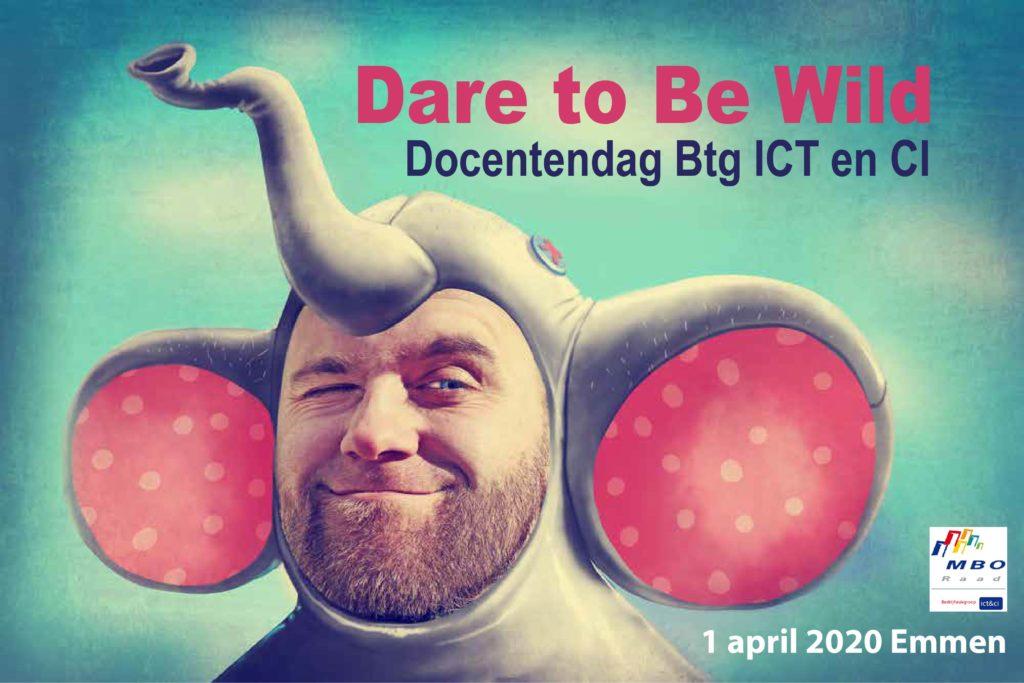btg ICT & Creatieve Industrie Docentendag op 1 april