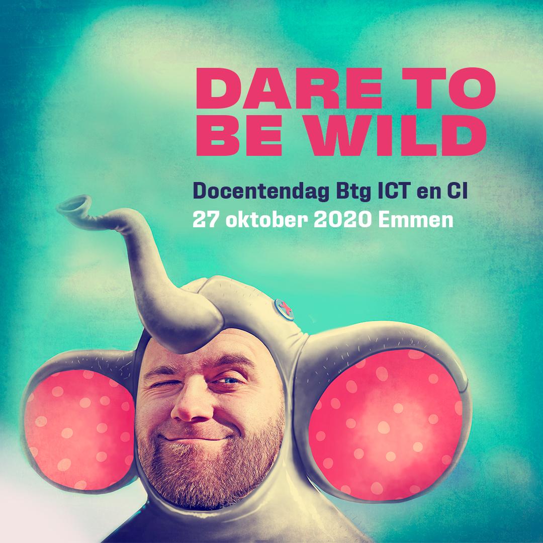 btg ICT & Creatieve Industrie Docentendag 2020 gaat niet door