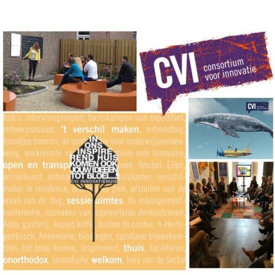 """Het CvI Innovatiehuis, ook voor jouw """"teamdagen"""""""